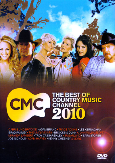 The-Best-of-Country-Music-Channel-2010-Music-DVD-NEW