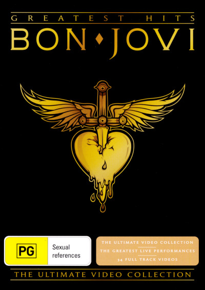 Bon-Jovi-Greatest-Hits-The-Ultimate-Video-Collection-Music-DVD-NEW
