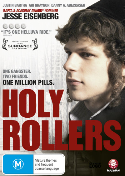 Holy Rollers * NEW DVD * (Region 4 Australia) 9322225090651 | eBay