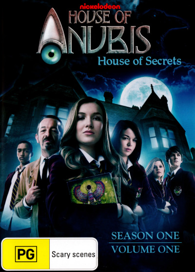 House-of-Anubis-Season-1-Volume-1-House-of-Secrets-NEW-DVD